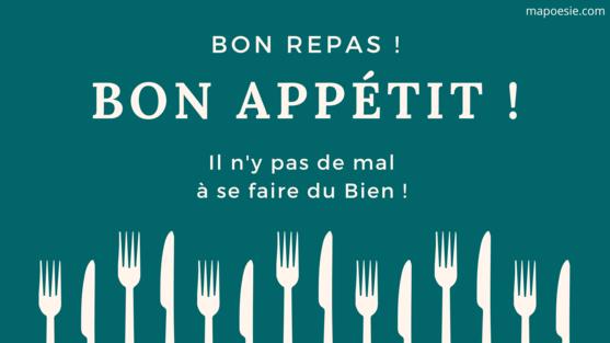 Image bon appétit Humour - mms bon repas drôle